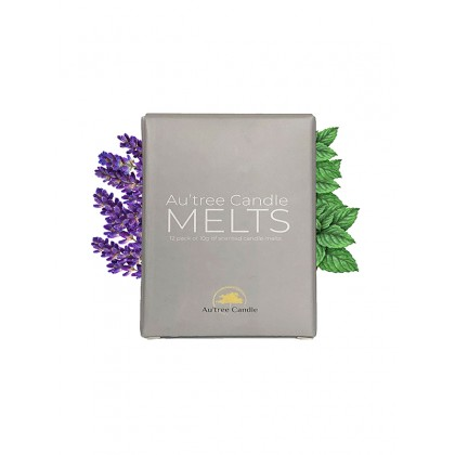 Lavender Peppermint Candle Melts - Aromatherapy Series